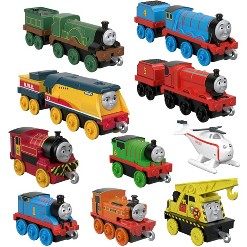 Fisher-Price Thomas & Friends Thomas the Tank Engine TrackMaster Sodor Steamies - 10pk