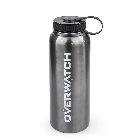 Just Funky Overwatch Collectibles | Stainless Steel Water Bottle with Lid - image 1 of 6