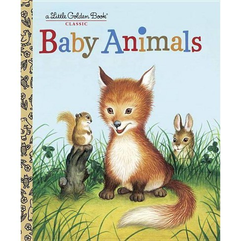 Baby Animals - (Little Golden Book Classics) by  Garth Williams (Hardcover) - image 1 of 1