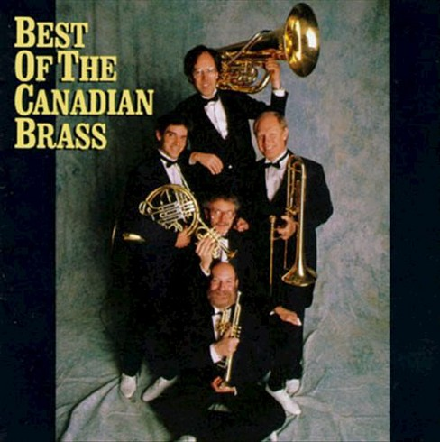 Canadian brass - Best of canadian brass (CD) - image 1 of 1