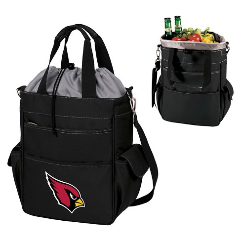 NFL Activo Cooler Tote by Picnic Time -Black - image 1 of 2