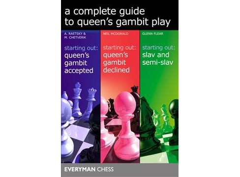 complete guide to queen's gambit play -  (Paperback) - image 1 of 1