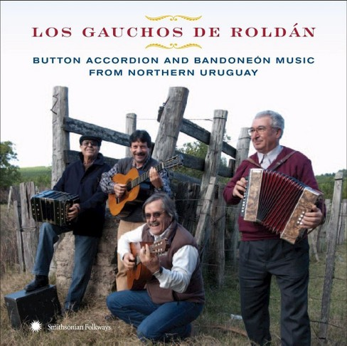 Los gauchos de rolda - Button accordion & bandoneon:Music fr (CD) - image 1 of 1