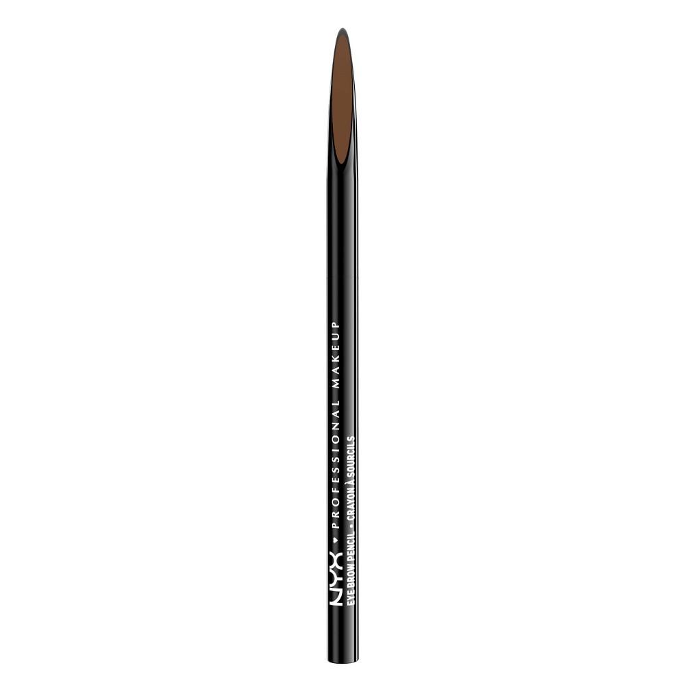 Nyx Professional Makeup Precision Brow Pencil Soft Brown - 0.004oz
