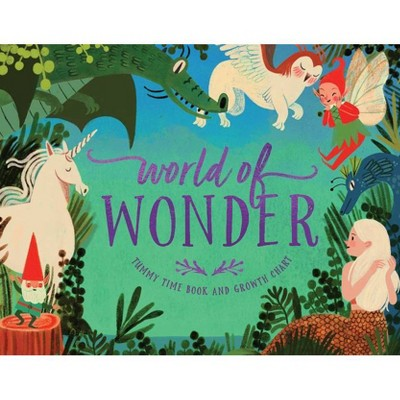 World of Wonder - by Houghton Mifflin Harcourt & Yas Imamura (Board Book)