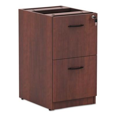 Merveilleux Alera® Valencia 2 Drawer File Cabinet Locking   Cherry