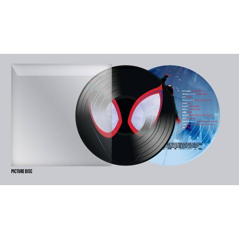 Various - Spider-Man: Into The Spider-Verse (OST Picture Disc) (Vinyl) - image 1 of 1