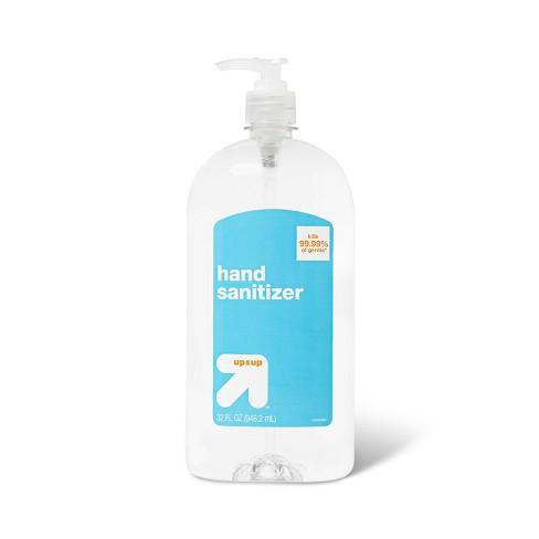 Hand Sanitizer Clear Gel - 32 fl oz - up & up™ - image 1 of 3
