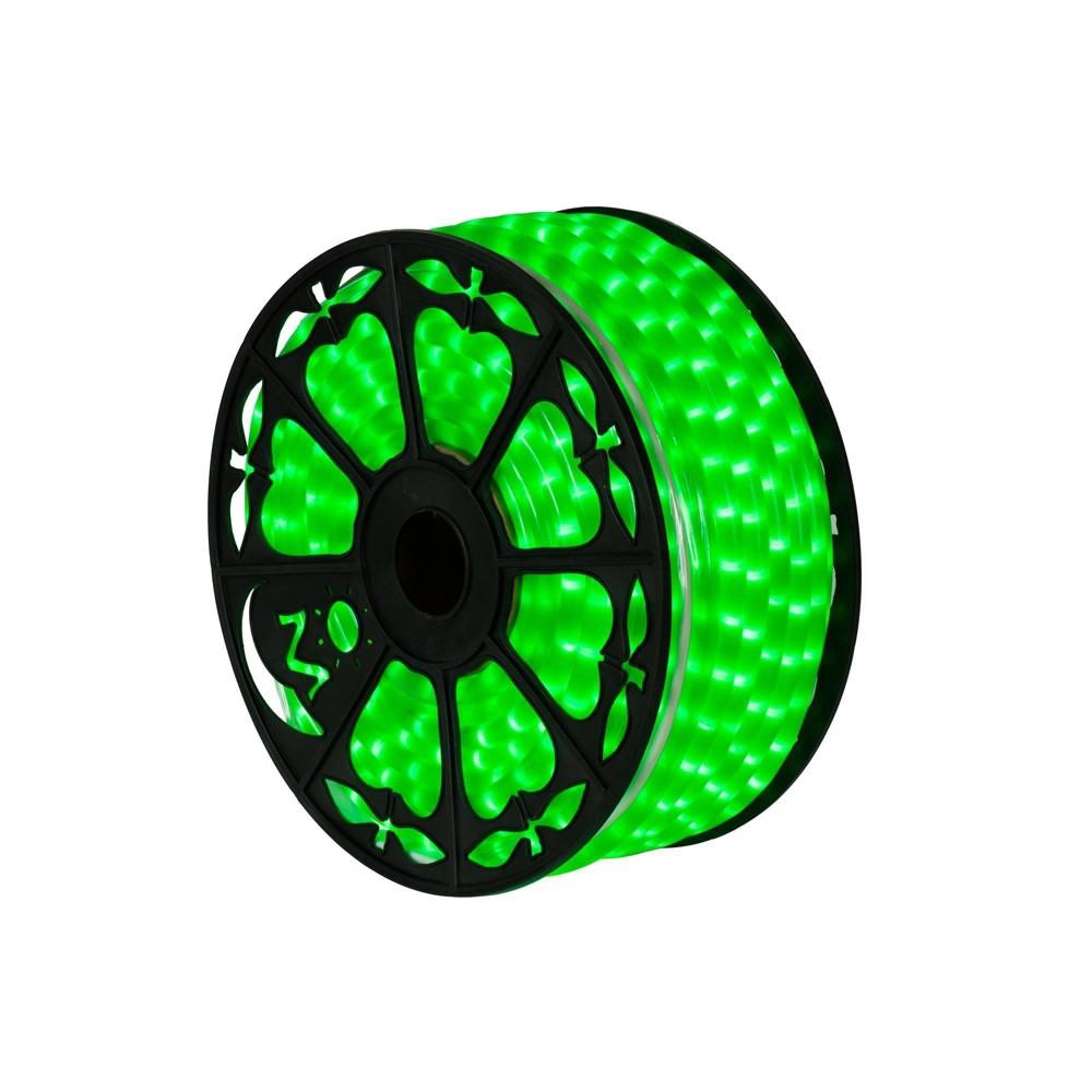 Image of Vickerman 150ft Fluorescent Rope Light LED Green
