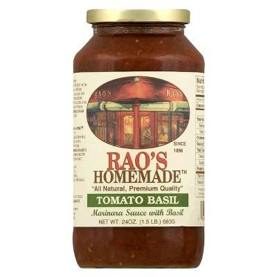 Rao's Homemade Tomato Basil Marinara Sauce