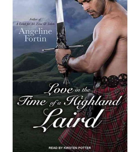 Love in the Time of a Highland Laird (MP3-CD) (Angeline Fortin) - image 1 of 1