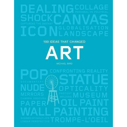100 Ideas That Changed Art - (Pocket Editions) by  Michael Bird (Paperback) - image 1 of 1