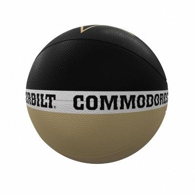 NCAA Vanderbilt Commodores Court Official-Size Rubber Basketball