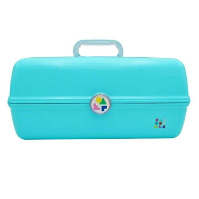 Caboodles Ultimate On-The-Go-Girl Makeup Organizer - Teal - XL