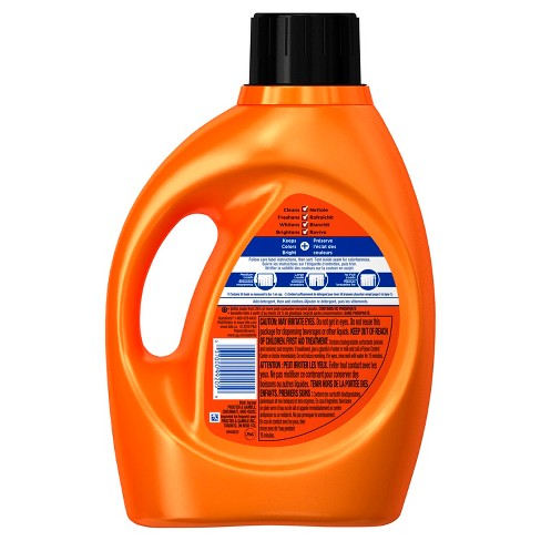 Tide Color Defense Fresh Scent He Turbo Clean Liquid Laundry Detergent 92 Fl Oz 59ld Target