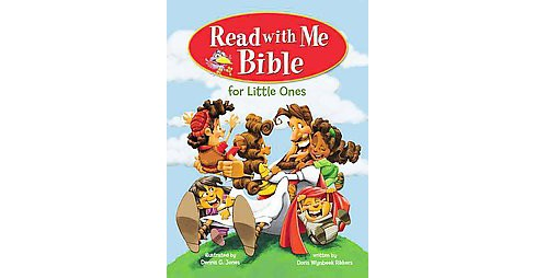 Read With Me Bible for Little Ones (Reissue) (Hardcover) - image 1 of 1