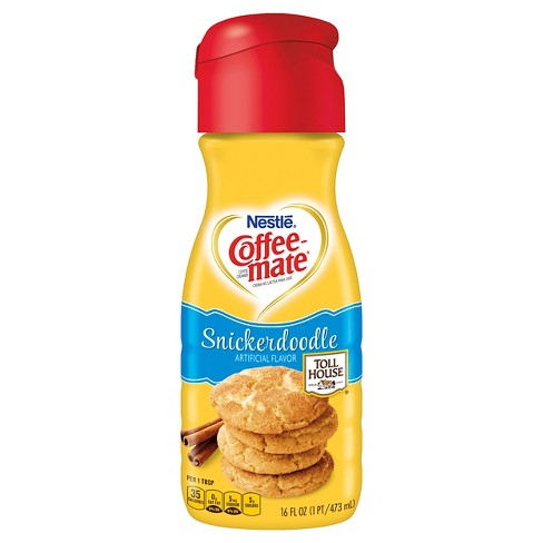 Coffee-Mate Snickerdoodle Coffee Creamer - 16oz - image 1 of 5