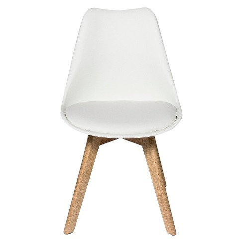 Celine Dining Chair White Set Of 2 Aeon Target