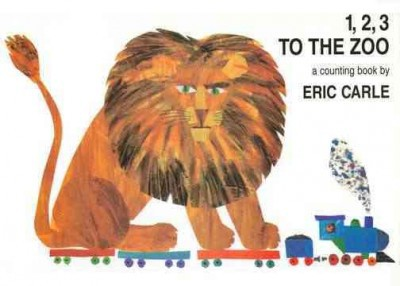 1,2,3 To the Zoo : A Counting Book - by Eric Carle (Hardcover)