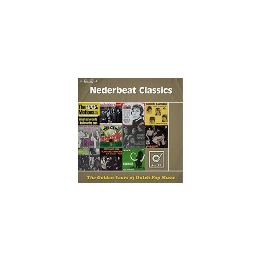 Various - Golden Years Of Dutch Pop Music:Neder (Vinyl)