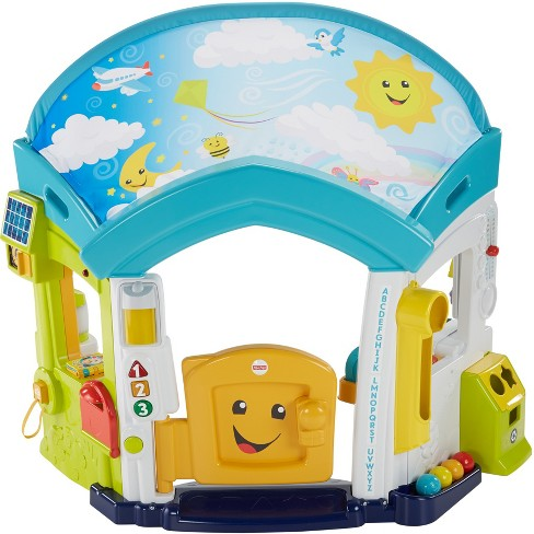 Fisher-Price Laugh and Learn Smart Learning Home - image 1 of 17