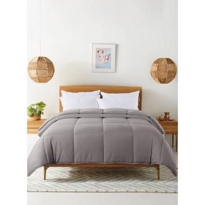 Reversible Cozy Down Alternative Comforter - St. James Home