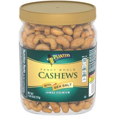 Planters Fancy Cashews - 26oz