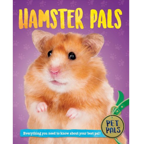 Hamster Pals -  (Pet Pals) by Pat Jacobs (Paperback) - image 1 of 1