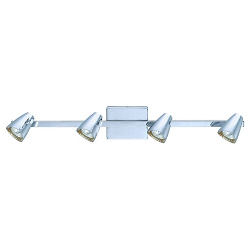 "Corbera Track Ceiling Light 30.75"" L Chrome - Eglo - image 1 of 1"