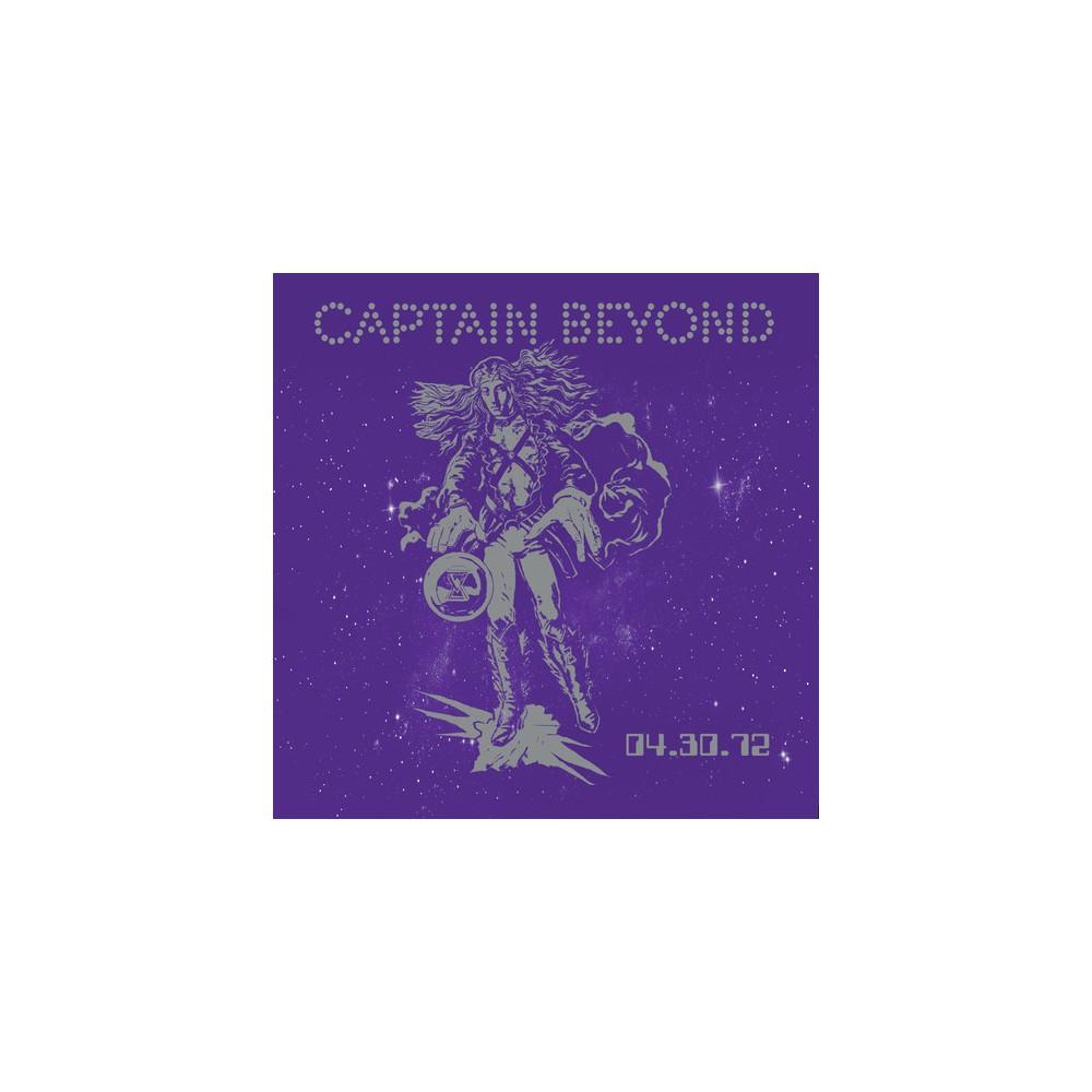 Captain Beyond - 04 30 72 (CD)