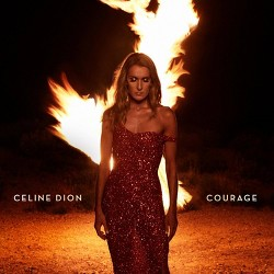 Celine Dion - Courage (Deluxe CD)