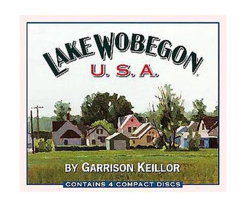 Lake Wobegon USA (Unabridged) (CD/Spoken Word) (Garrison Keillor) - image 1 of 1