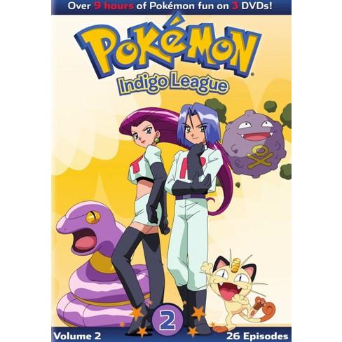 pokemon season 1 indigo league set 2 dvd target