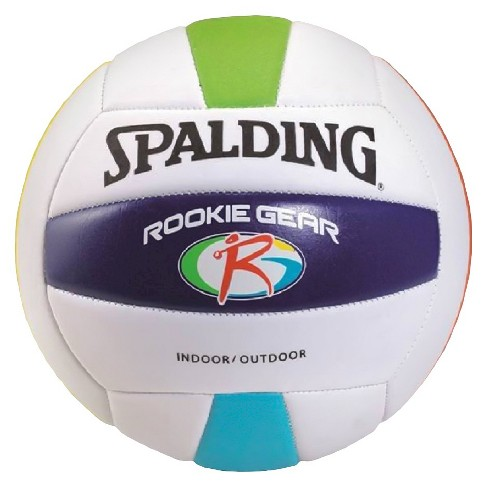 Spalding Rookie Gear EVA Volleyball - Multi color - image 1 of 1