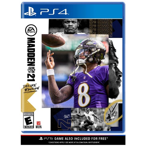 Madden NFL 21: Deluxe Edition - PlayStation 4/5 - image 1 of 4