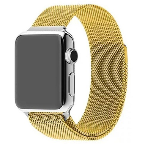 iPM Milanese Mesh With Magnet Closure Replacement Bracelet for Apple Watch - image 1 of 2