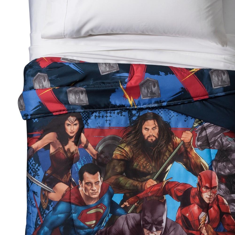 DC Comics Justice League Comforters (Twin)