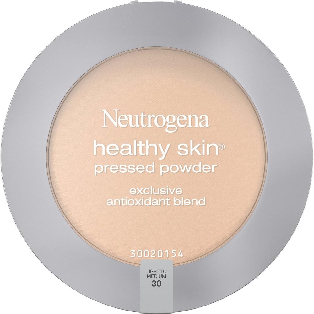 Neutrogena Healthy Skin Pressed Powder - 30 Light to Medium, Light To Medium 30