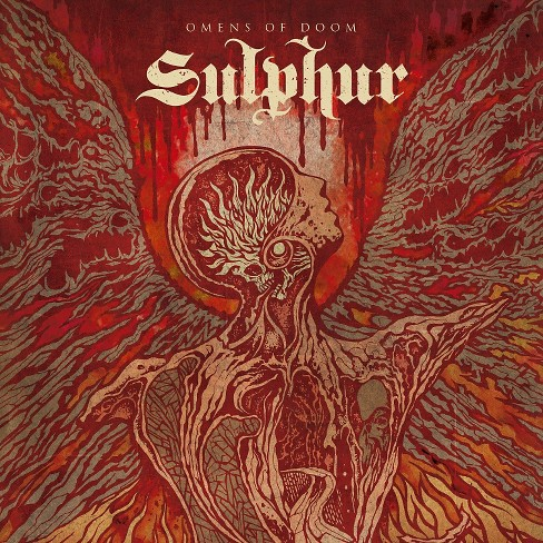 Sulphur - Omens of doom (CD) - image 1 of 1