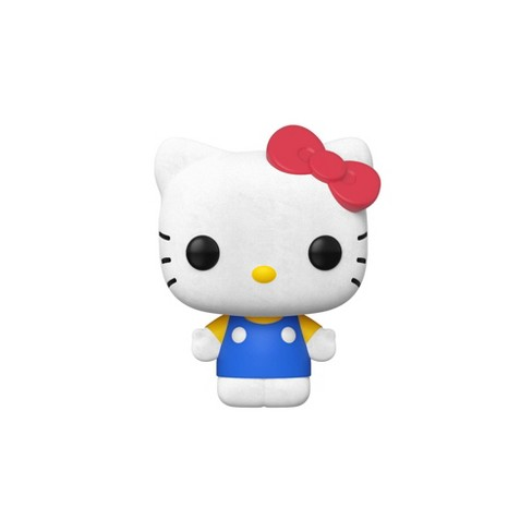 Funko POP! Sanrio: Hello Kitty (Flocked Classic) (Target Exclusive) - image 1 of 2
