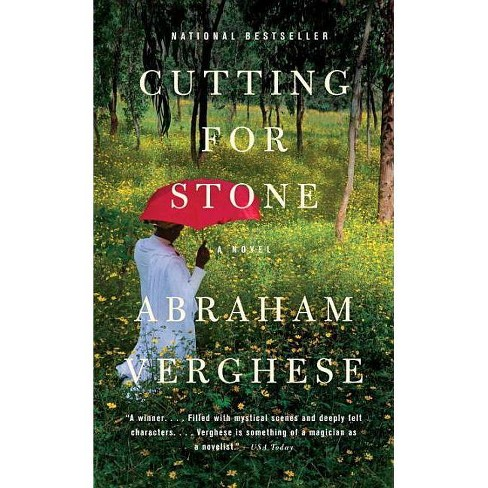 Cutting for Stone ( Vintage) (Reprint) (Paperback) by Abraham Verghese - image 1 of 1