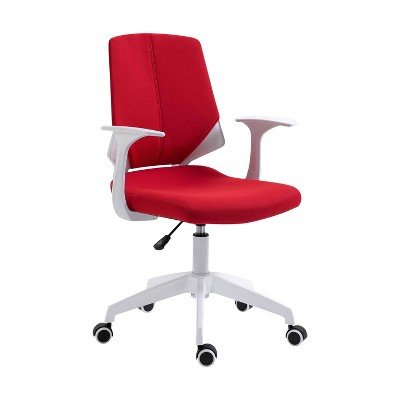 Height Adjustable Mid Back Office Chair - Techni Mobili