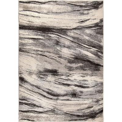 Multicolor Abstract Woven Area Rug - (7'10 X10'10 )- Orian