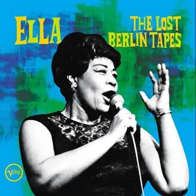 Ella Fitzgerald - Ella: The Lost Berlin Tapes (CD)