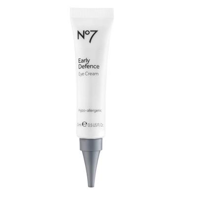 No7 Early Defence Eye Cream - 0.5 fl oz
