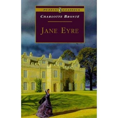 Jane Eyre - (Puffin Classics) by  Charlotte Bronte (Paperback) - image 1 of 1