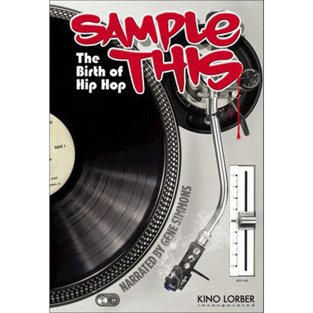 Sample This The Birth Of Hip Hop Dvd