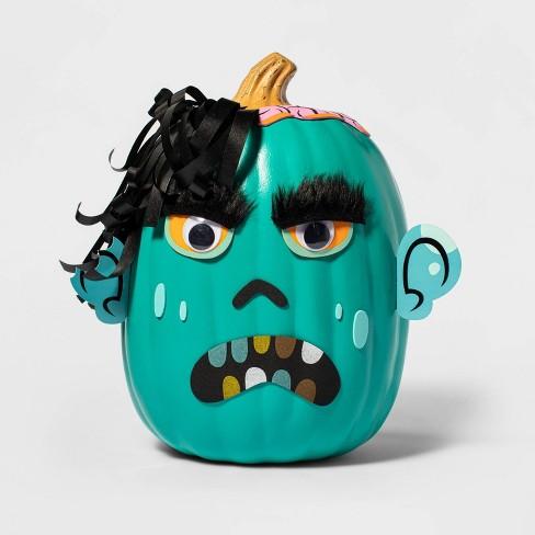 Zombie Halloween Pumpkin Decorating Kit - Hyde & EEK! Boutique™ - image 1 of 3