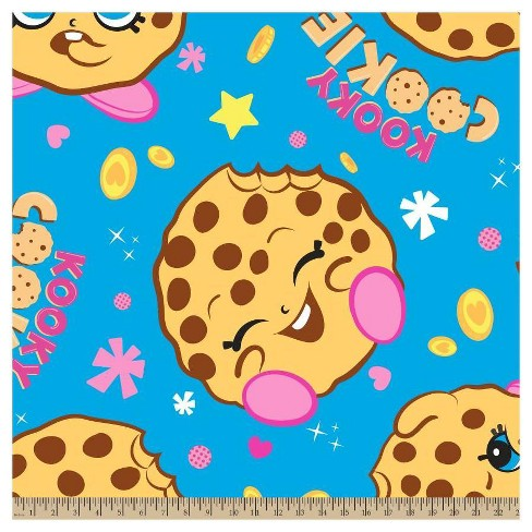 Kooky Cookie Fleece Fabric by the Yard - image 1 of 1