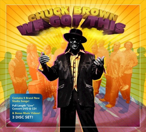 Chuck brown - We got this (CD) - image 1 of 1
